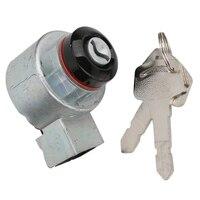Chave de ignição Interruptor de Bloqueio para Kubota B2400 B2100 B7500 B1700 B7510 6C040 55452 Ignição eletrônica     -