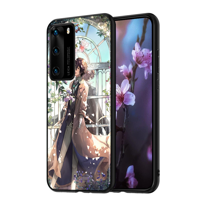 Чехол для телефона с аниме «бродячие собаки» для Huawei P Smart Z Plus 2020 2019 P40 P30 P20 Pro P10 P9 P8 Lite E Pro Plus