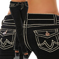 Plus Größe Schwarz Hohe Taille Mom Jeans Frauen 2020 Vintage Gewaschen Volle Länge Boyfriend-Jeans Blau Denim Hosen Hosen Weibliche