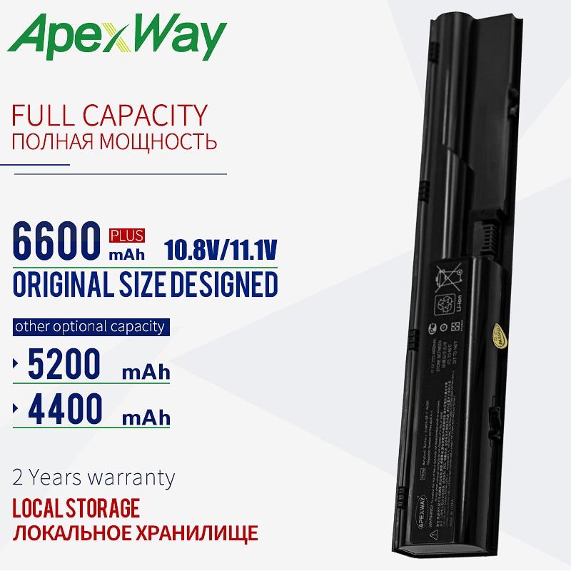 11.1V Laptop battery For HP ProBook 4530S 4535s 4330s 4430s 4431s 4331s 4435s 4436s 4440s 4441s 4540s PR06 PR09 HSTNN-I02C