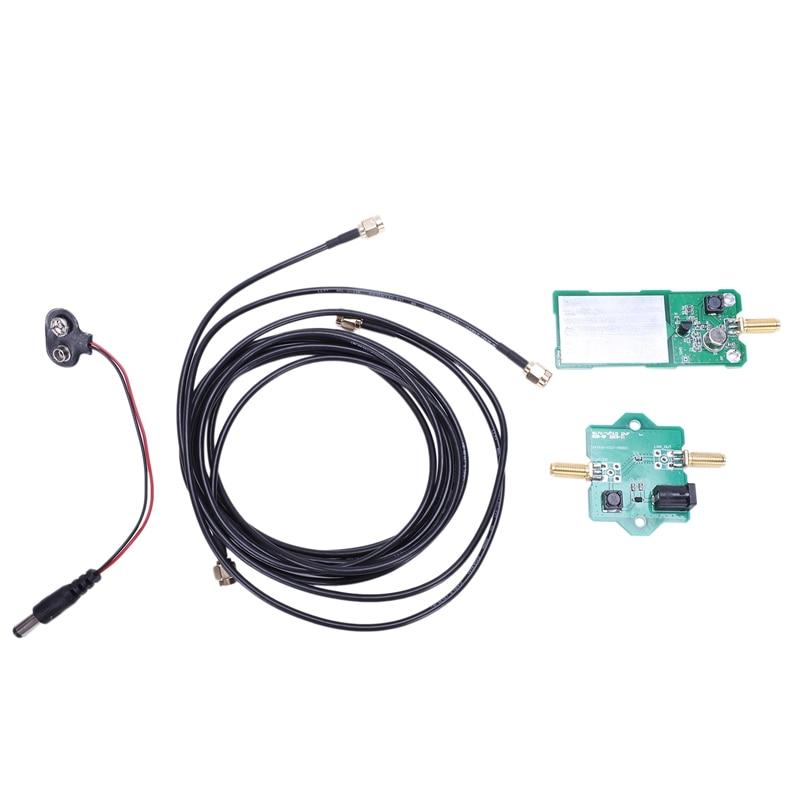 ABKT-MF/HF/VHF SDR Antenna MiniWhip Shortwave Active Antenna For Ore Radio Transistor Radio RTL-SDR Receiver