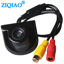 Камера заднего вида вспомогательная парковочная Водонепроницаемая камера CCD Универсальная камера заднего вида HD камера заднего вида ZIQIAO HS028