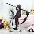 16 см ангелов смерти аниме Рисунок акриловая модель на подставке игрушки Ray и Зак фигурки украшения Косплэй Коллекционная подарки на день ро...