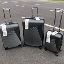 Стильный брендовый Дорожный чемодан, универсальный чемодан на колесиках, ультра-светильник, чемодан на колесиках, сумка на колесиках, высококачественный чехол