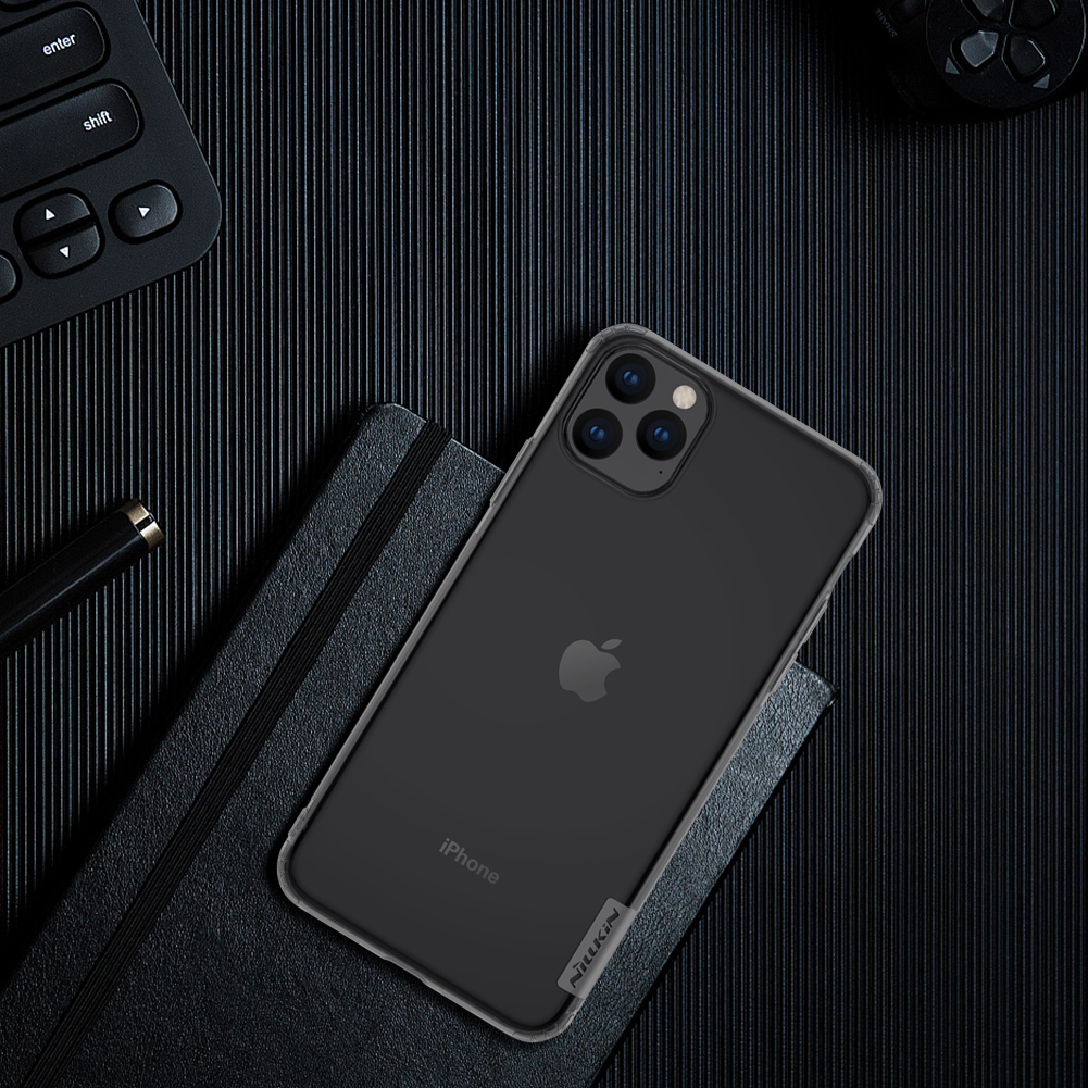 Nilikin Clear Case for iPhone 11/11 Pro/11 Pro Max 50