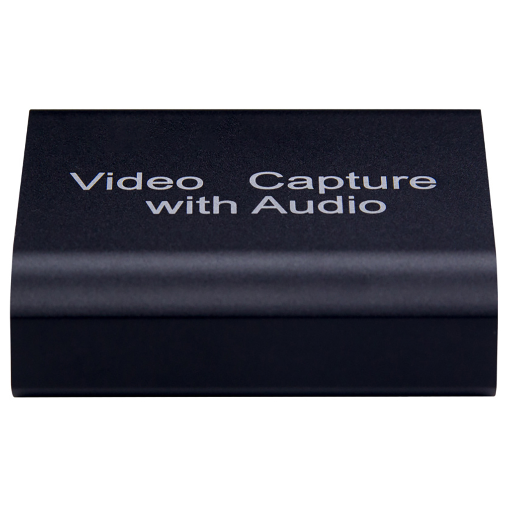 4K Graphics Capture Card HD to USB/HD Video Recorder Box for Live Streaming Video HD-compatible Capture Card Digital Converter 2