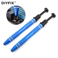 DIYFIX IC Extractor BGA Chip Electronic Component Gripper Hand Tools Suction Pen Repair Tool Small Chip Pick Up For phone repair|Hand Tool Sets| |  -