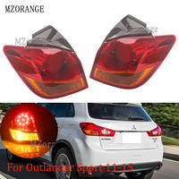 MZORANGE Rear Left Right Outside Tail light Signal Lamp Fit For Outlander Sport ASX RVR GA2W GA5W GA6W GA1W GA7W GA8W