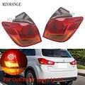 MZORANGE arrière gauche droite extérieur feu arrière lampe de signalisation pour Outlander Sport ASX RVR GA2W GA5W GA6W GA1W GA7W GA8W