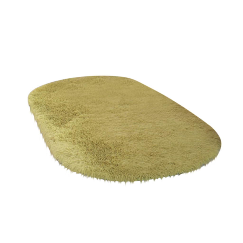 Soft Oval Memory Foam Bath Bathroom Bedroom Floor Shower Mat Rug Soft Oval Memory Foam Bath Bathroom Bedroom Floor Shower Mat