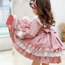 New Princess Lolita dress dress girl long-sleeved autumn/winter coat