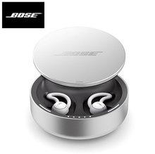 Oryginalne Bose Sleepbuds maskowanie szumów prawdziwe bezprzewodowe wkładki douszne kojące dźwięki maskujące dla podkładów słuchawki z etui z funkcją ładowania tanie tanio Elektrostatyczne CN (pochodzenie) wireless Bluetooth Zwykłe słuchawki instrukcja obsługi Etui ładujące Kabel do ładowania