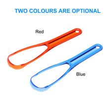 Пластиковый скребок для чистки языка щетка для языка уход за зубами и деснами комплект