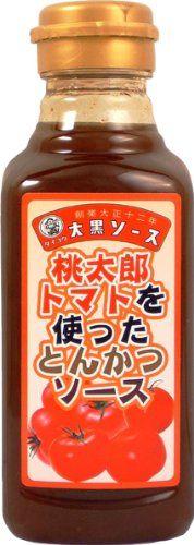 Tonkatsu 350g De Sauce Tomate En Utilisant Daikokuya Momotaro