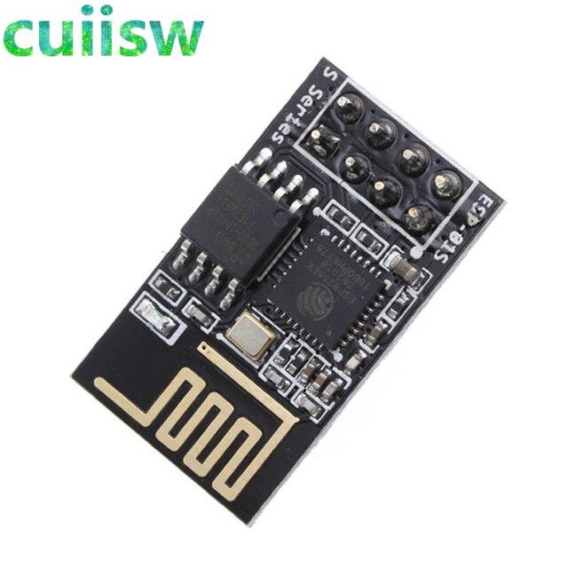 10PCS versione Aggiornata ESP 01S ESP8266 seriale WIFI senza fili del modulo wireless transceiver