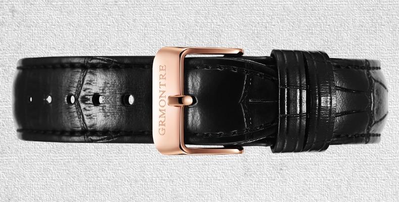 Hea20c07210c94513b9ad6bcf6450c1083 Skeleton Tourbillon Mechanical Watch Men Automatic Classic Rose Gold Leather Mechanical Wrist Watches Reloj Hombre 2018 Luxury