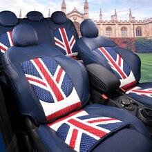 Tampas de assento de carro para bmw mini cooper r56 f60 royal craftsm atacado à prova dwaterproof água couro protetor de assento automóvel acessórios do carro