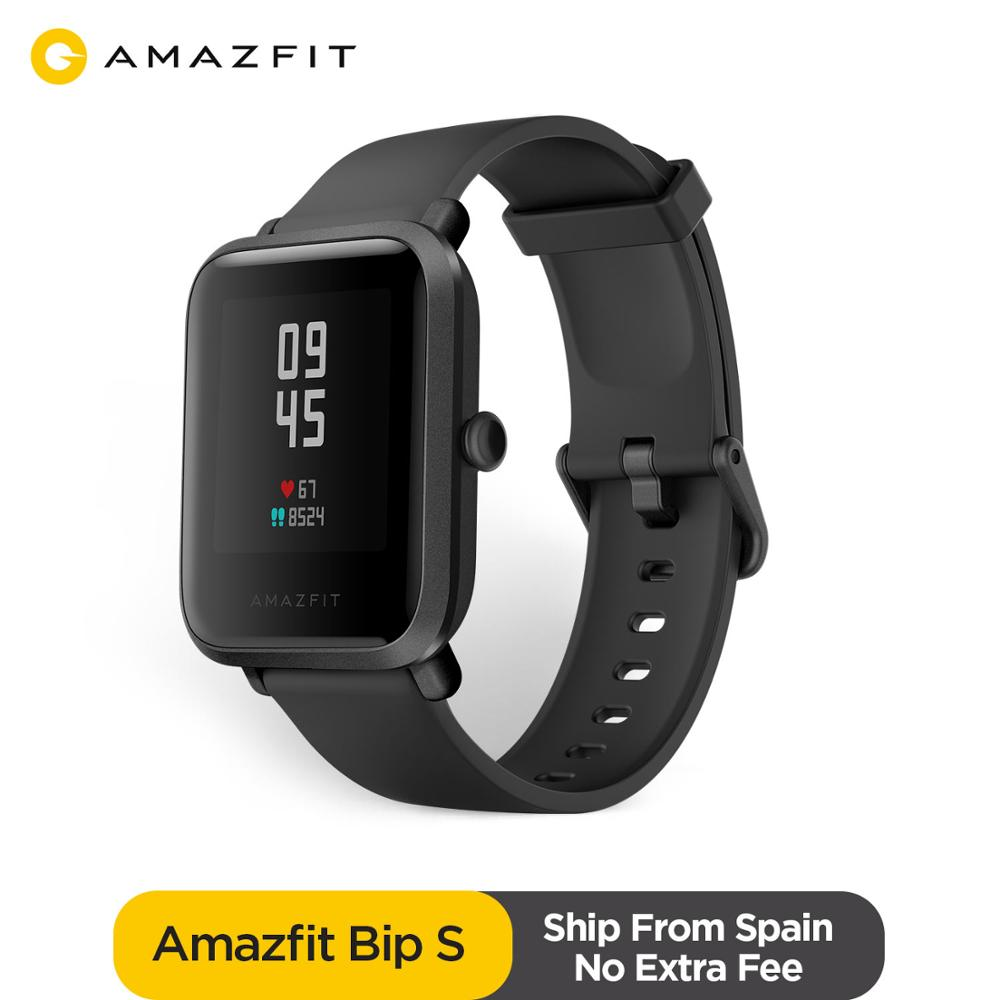¡WOW!Amazfit Bip S por 45,94 euros (-25% desc.)