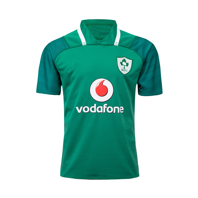 2017-18 Sweat Absorbing Breathable Ireland Rugby Jersey