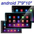 Автомобильный радиоприемник 2 din 10 ″ Android мультимедиа плеер GPS WI-FI bluetooth-плеер для Тойота Фольксваген Hyundai Киа Renault Suzuki 1Г 2Г сети 4