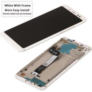 Image 3 - Pour Xiaomi Redmi Note 5 écran LCD + écran tactile nouveau numériseur assemblée écran de remplacement pour Xiaomi Redmi Note5 Pro/Note5