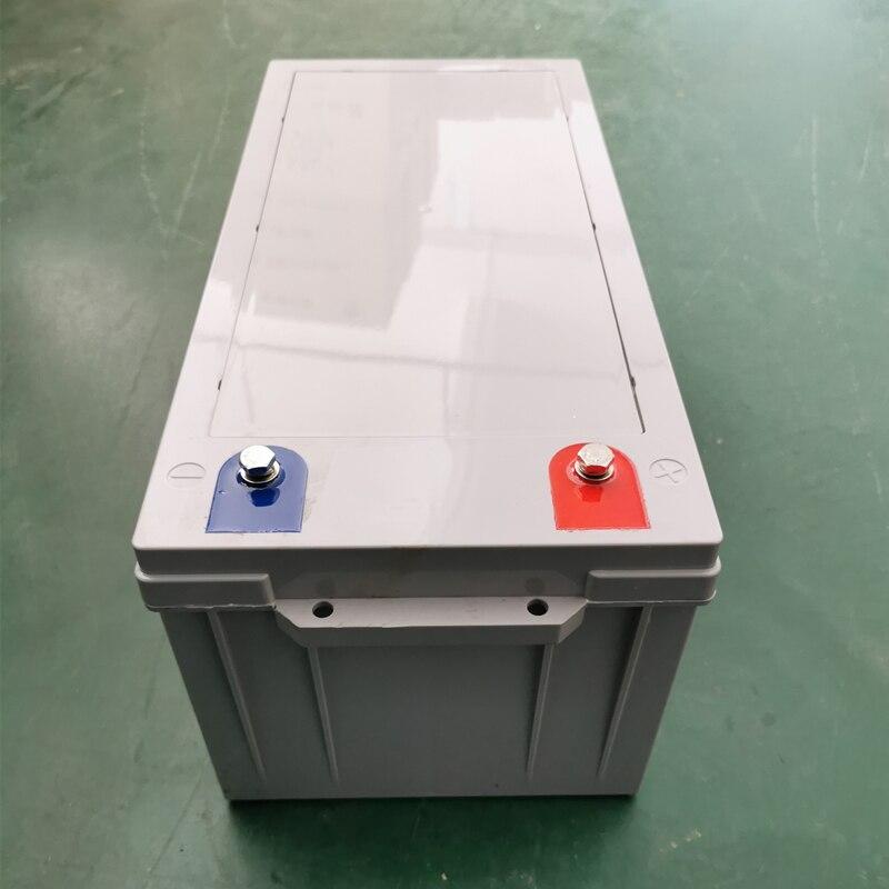 Batterie au Lithium-Ion de puissance de 12V 300AH 3500W avec le Cycle profond de 3 séries BMS pour la ferme légère de jardin de Yacht de bateau de pêche de RV