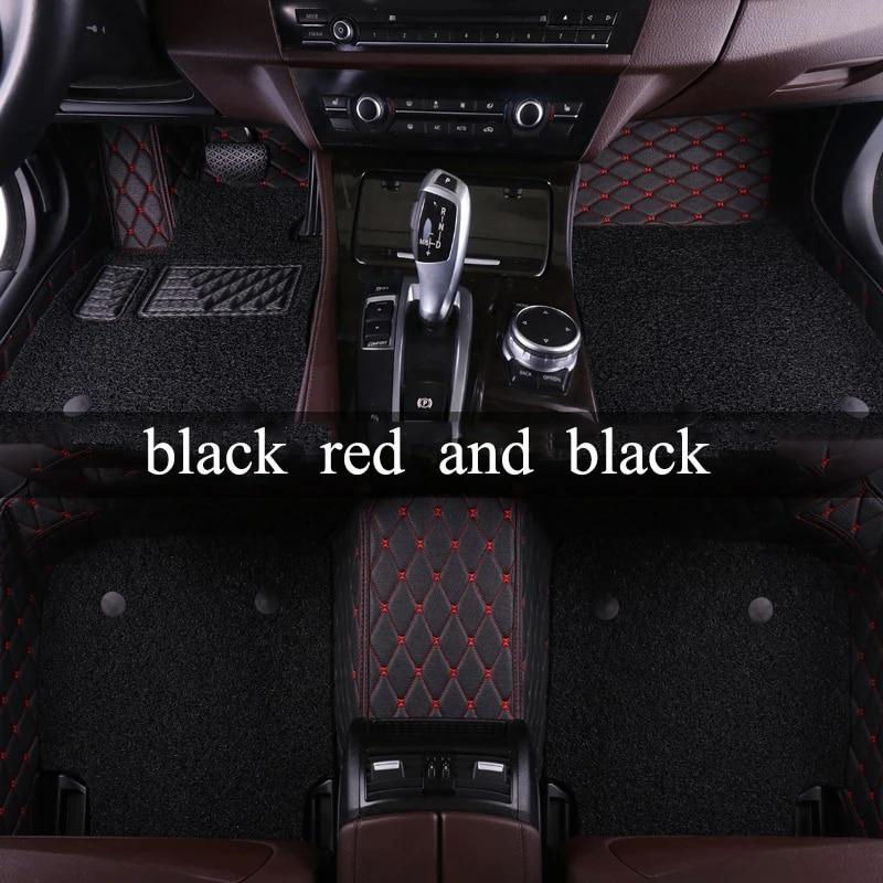 kalaisike tapis de sol de voiture personnalise interieur de voiture pour alfa romeo tous les modeles giulietta 159 2014 4c