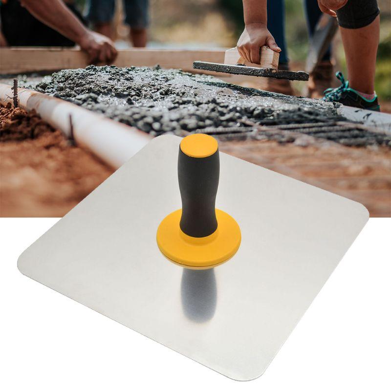 Plasterers Hawk Premium Aluminum 300*300mm Plastering Hand Board Tile Tools 448A