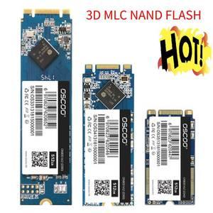 Oscoo MLC SSD M2 SSD Размер 2242 2260 2280 SSD M.2 SATA 120 ГБ 240 ГБ 500 Гб M2 NGFF SSD 2280 мм HDD disco duro для компьютера ноутбука