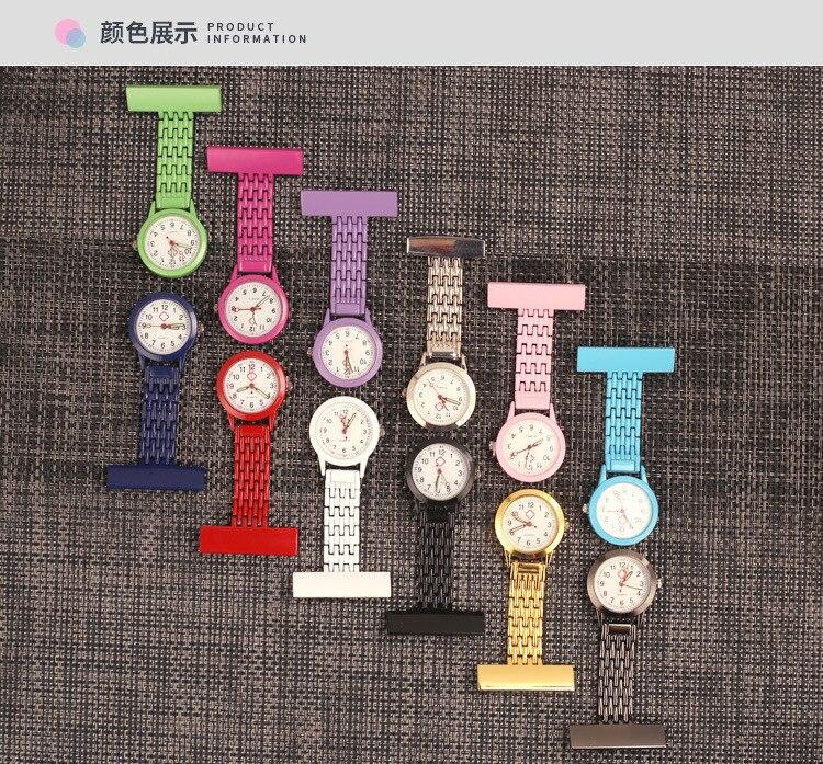 Professional Nurse Watch Horizontal Brand Nurse Watch Quartz Watch