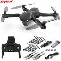 SYMA nuevo modelo de avión Z6 / X30 Gran Cámara Dual de HD 4K plegable aérea Drone Quadcopter aviones RC Z6 / X30 GPS DRON