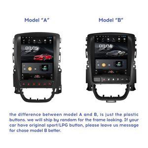 Image 3 - Автомобильный мультимедийный видеоплеер 4G RAM с вертикальным экраном gps для opel ASTRA J verano 14 лет система android 10 Навигация стерео