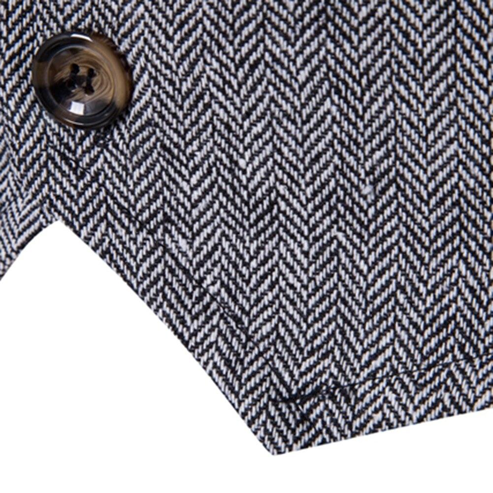 Jaqueta masculina de algodão com gola slim,