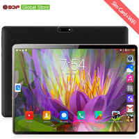 2019 New 10 inch Tablet Pc Android 7.0 Octa Core CE Brand 3G Phone Call Dual SIM laptop WiFi FM 4GB + 64GB 10.1 inch Tablet