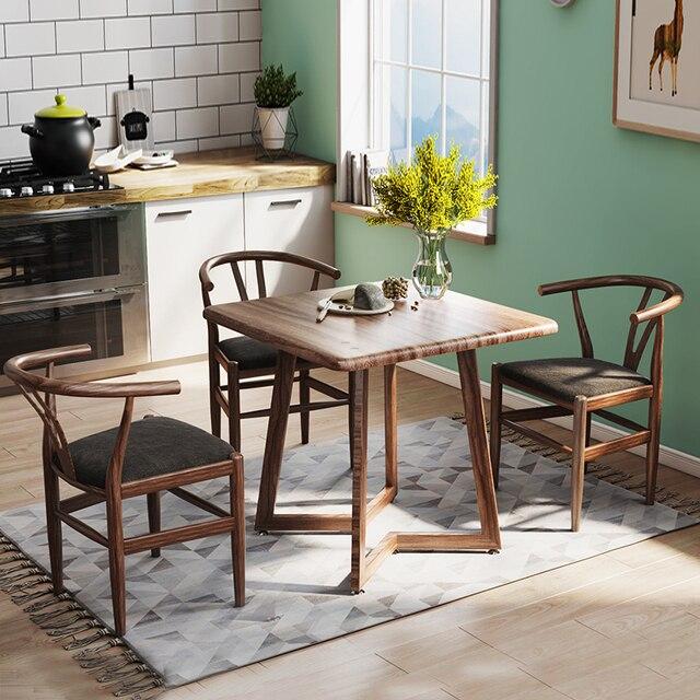 Nordic Modern Minimalist Dining Chair  1