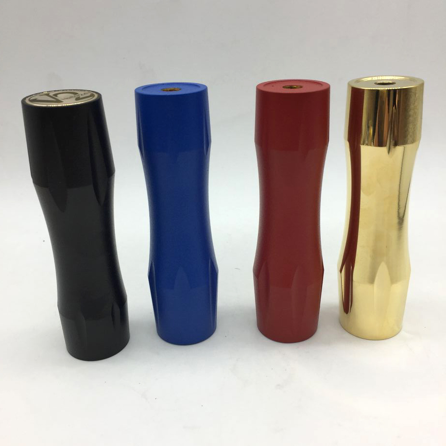 Get Low Mod V2 GLM V2 Style Mech Mod 18650 Battery E Cigarette Mechanical Vape Pen Mod For 510 Thread Atomizers