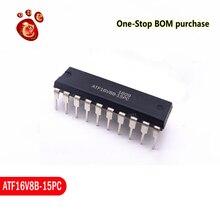 ATF16V8B-15PC DIP20 DIP-20 IC транзистор, новый оригинальный 5 шт./лот