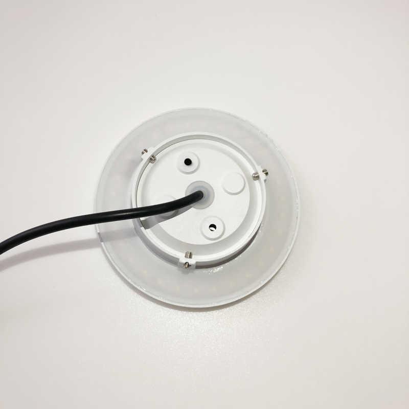 Наружный светодиодный настенный светильник для гостиной, настенный светильник для дома, светильник для чердака, лестничный светильник, Круглый/квадратный алюминиевый AC90-260V