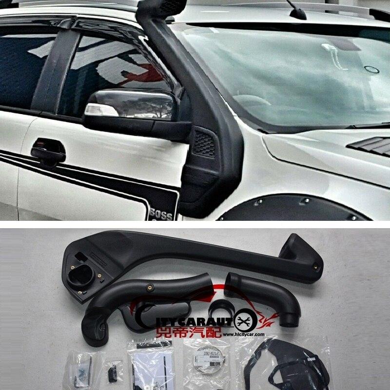 CITYCARAUTO AUTO SNORKEL KIT Fit For 2016-2018 Ranger T7 Xlt Xl Wildtrak Air Intake PIPE MANIFOLD Kit Set Auto 4*4 Accessories