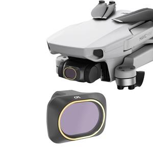 Image 2 - Drone Filter For DJI Mavic Mini UV ND4/ND8/ND16/ND32 Neutral Density Filters Polar For Mavic Mini Camera Accessories