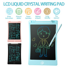 Magic Drawing Board LED Cartoons Luminous Graffiti Painting Copy Pad Learning Early Educational Toys Gifts For Children Kids