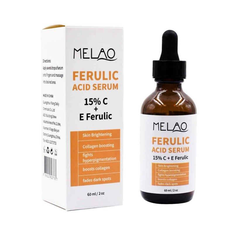 15% ферулиновая Кислота C + E эссенция штока увлажняющий против морщин уход за кожей Эфирная жидкость