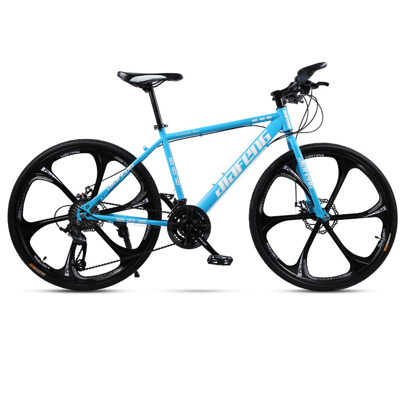 Mountain Bike 30 Speed 26 Inch 3/6/10 Knife Adult Men And Women Shock One Wheel Speed Racing Disc Brakes Off Road Student