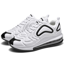 New Air Cushion Sole Unisex Sneakers Outdoor Women 270 Running Shoes Men Breathable Top Brand Full Palm 720 Sports