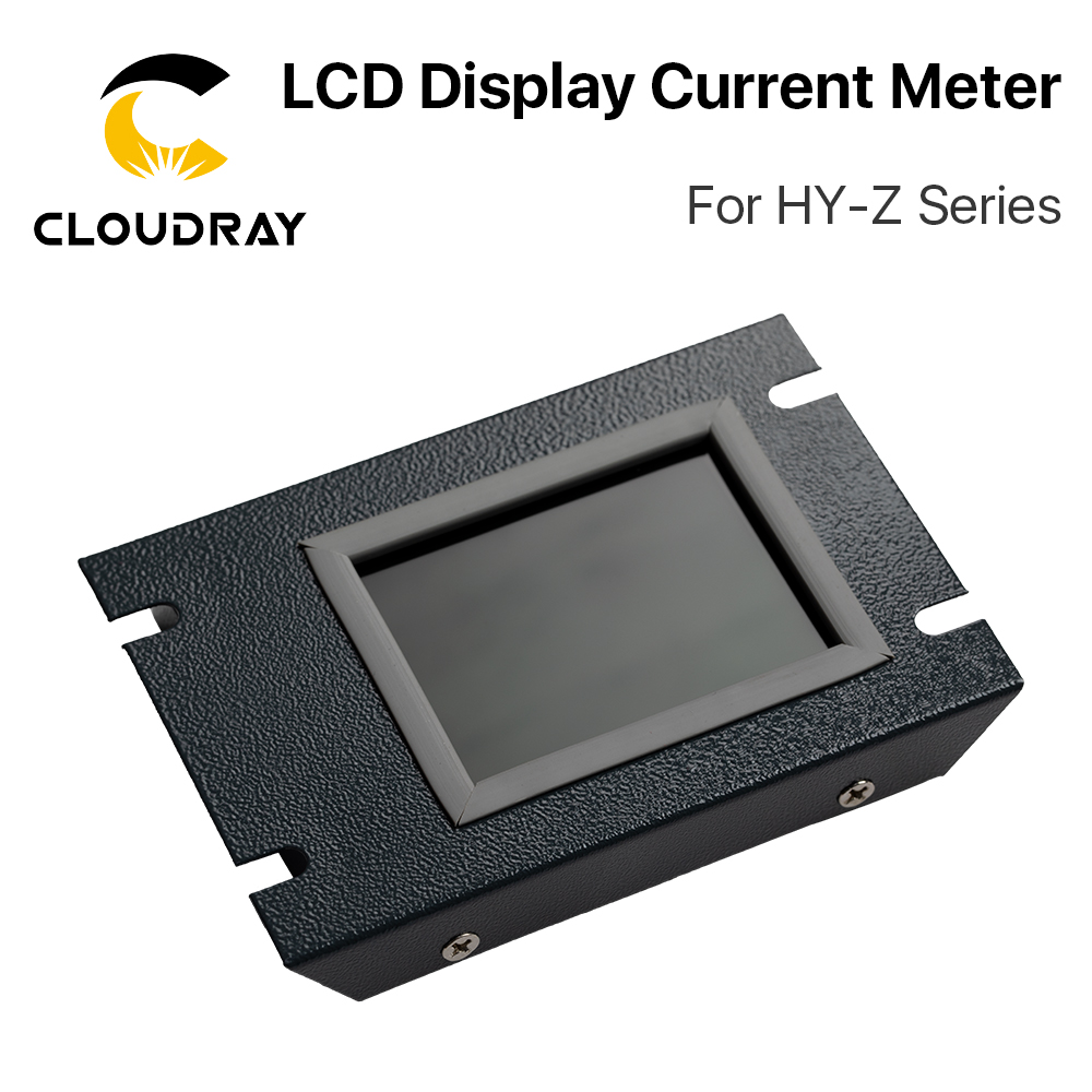 Cloudray CO2 Laser Power Supply LCD Display Current Meter External Screen For HY-Z Series CO2 Laser Power Supply