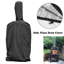 Outdoor Patio Barbecue Covers Pizza Oven Cover Heavy Duty Waterproof Rain Snow BBQ Cover All-Purpose Covers Kitchen Cover недорого