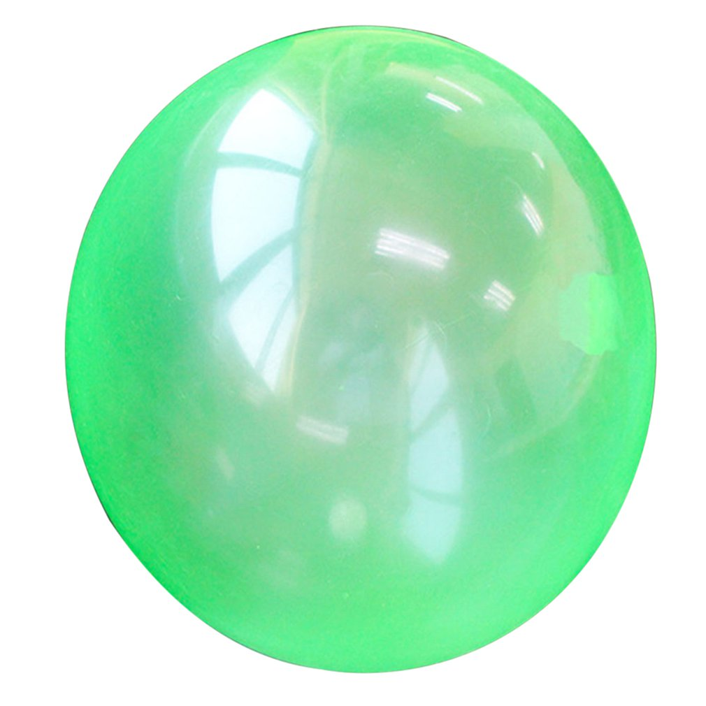 110CM Bubble Balloon Inflatable Funny Toy Ball Amazing Tear-Resistant Super Gift Inflatable Balls For Outdoor Play
