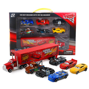 7PCS/SET Disney Pixar Cars 2 3