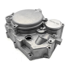 YinXiang YX160 Engine Right Side Cover Clutch shell cap dirt pit bike motocross Kayo Apollo spare parts(China)