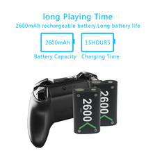 Suitable For XBOX ONE Handle Battery Pack for XONES Handle Charger USB 2.0 to USB Type-C 5V/3A Fast Charging new 2020 dropshipp